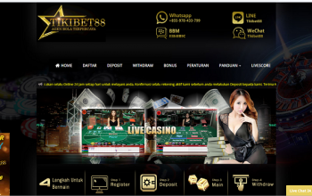 The Biggest Online Gambling Agent Most Complete Game