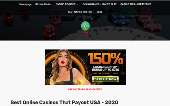 Benefits and Disadvantage of No Deposit Best Online Casinos That Payout USA