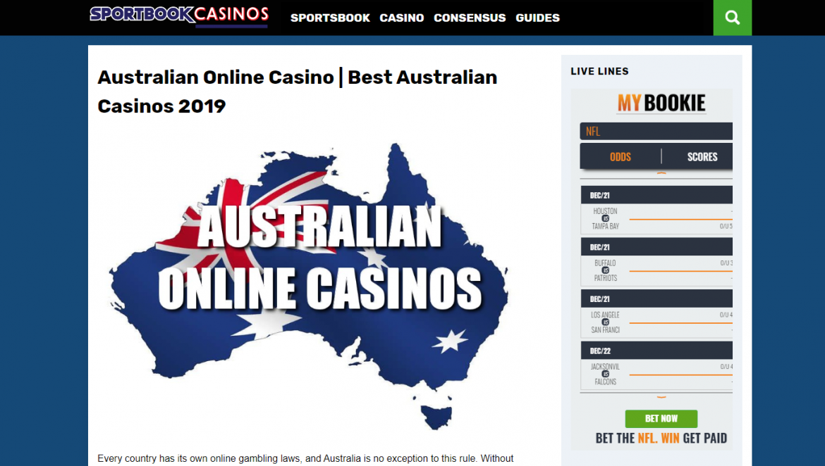 best Australian casinos